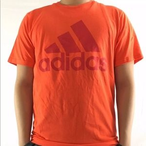 Adidas Mens Go To Tee Orange CS5714 B5 L3 N4 Y1 Y2